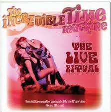 The Incredible Time Machine – The Live ritual  (CD)